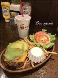 久しぶりのKUA AINA(クアアイナ) @大阪/難波 - Bon appetit!