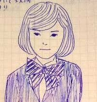 そしてバトンは渡された - たなかきょおこ-旅する絵描きの絵日記/Kyoko Tanaka Illustrated Diary