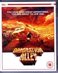 「世界が燃えつきる日」Damnation Alley  (1977) - なかざわひでゆき の毎日が映画三昧