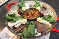 辛くない朝鮮半島の牛肉鍋「オボクチェンバン」、作ってみた - キムチ屋修行の道