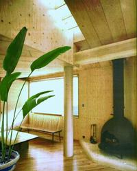 ダンロのある暮らし - 自 然&建 築  Design BLOG