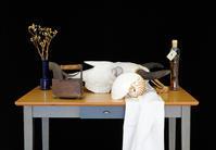 一般クラス2018年2月テーマ「ヴァニタス〜写実絵画に挑戦!~」ご紹介 - 大阪の絵画教室|アトリエTODAY