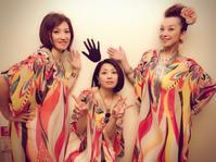 Heart & Soul Live @ 梅田Azul Terrace - singer KOZ ポツリ唄う・・・