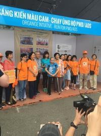 オレンジマラソン - Goro Nakamura Official Blog