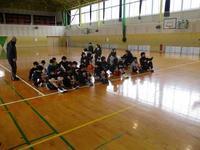 第23期卒団式_20180225 - 日出ミニバスケットボール