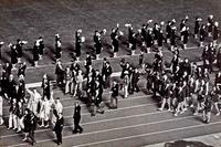 <東京オリンピック閉会式>1964年 - 写真家藤居正明の東京漫歩景