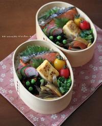 月曜鮭弁 ✿ チキンカレー(๑¯﹃¯๑)♪ - **  mana's Kitchen **