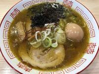 金沢(新保本):麺屋夕介 「カレー煮干しそば」 - ふりむけばスカタン