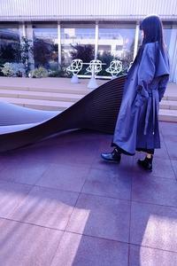 ワンピース+スプリングコート - 八木橋RESONANCEブログ