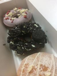 クリスピークリームドーナツ - ねこちんの日常