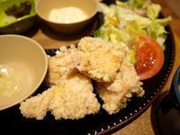 3種の味が楽しめるサクサク鶏竜田 【茅ヶ崎チャワン(chawan)】 - ぶらり湘南