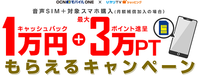 ひかりTV×OCN 高額キャッシュバック+P還元再び 売り切れとルール変更に注意 - 白ロム転売法