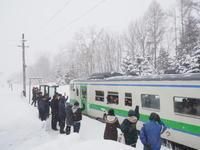 札沼線末端区間を旅して稚内へ行く! - 8001列車の旅と撮影記録