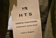 HARROW TOWN STORES/Cotton Twill Hooded Coat - JUILLET