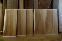 杉腰板柾目 - SOLiD「無垢材セレクトカタログ」/ 材木店・製材所 新発田屋(シバタヤ)