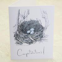 メッセージカード サンキュー、おめでとう、バースデーカード - ブルーベルの森-ブログ-英国カントリーサイドのライフスタイルをつたえる