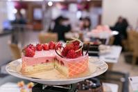 水戸京成ホテル~イチゴのスイーツバイキング~ - オデカケビヨリ