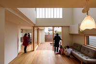 オープンハウスご報告/越谷の家 - 村田淳建築研究室 つれづれ