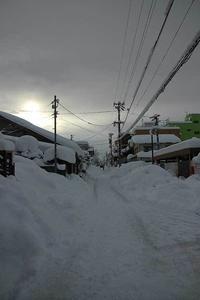 2018-02-08大雪の後 - くのさんち