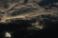 鳳凰山に彩雲 - 北東北お天気BLOG