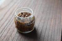 季節の瓶詰め*ふきのとう味噌 - 小皿ひとさら