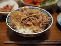 とある日の夕食 - phototelegraph by mw