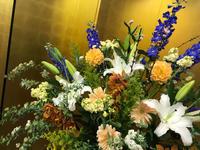 卒業シーズン到来(^-^) - ブレスガーデン Breath Garden 大阪・泉南のお花屋さんです。バルーンもはじめました。