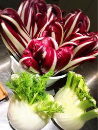 【お料理レッスン】イタリア冬野菜を食べ尽くす! - casa del sole