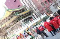 横浜中華街(祝舞遊行) - マルオのphoto散歩