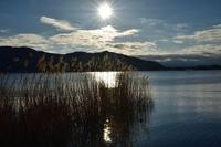 富士五湖-厳冬ー - フォト・フレーム  - 四季折々 -