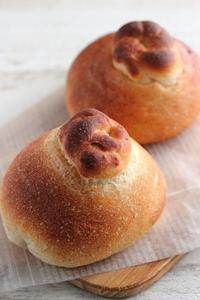 パン教室で「グラタンパン」 - Takacoco Kitchen
