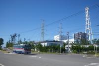 火力発電所(かりょくはつでんしょ) - さつませんだいバスみち散歩