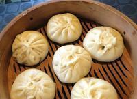 発酵なしで中華まんを作る - 私のお気楽生活