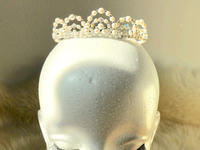 ウエディングティアラ - Ballet tiara Mauve 私の日々