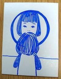 ケチ - たなかきょおこ-旅する絵描きの絵日記/Kyoko Tanaka Illustrated Diary
