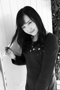 楠木ゆりあちゃん6 - モノクロポートレート写真館