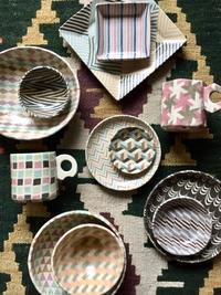 moyocami galleryさんでの個展のお知らせ - irodori窯~pattern pottery~