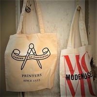 印刷博物館 ベルギー エコバッグ - くらしき絵本館+雑貨室のお仕事つづり