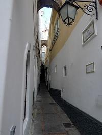 細くて狭い道 (Capri 13) - エミリアからの便り