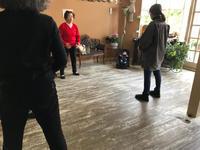 気功教室  今日も天使のみーちゃんやってきた - NPO法人オ〜マイダーリンの活動記録