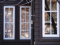 「建築と窓」 - 一場の写真 / 足立区リフォーム館・頑張る会社ブログ
