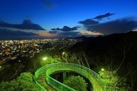 神戸夜景① - 彩