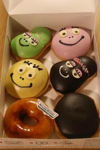 桜餅 < ドーナッツ = 凹 - HAPPY to ...