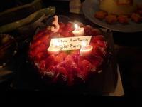 """西荻窪「iitoco イイトコ」で誕生日会をする。 - 女性ゲームプロデューサーの""""旨い""""を探す大冒険「メシクエLV34」"""
