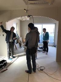世田谷で塗装打合せ - Ki-Style Log