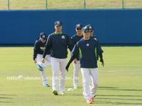 青木宣親選手、2018浦添キャンプ追加分フォト - Out of focus ~Baseballフォトブログ~ 2019年終了