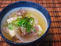 焼きそばと納豆巻き - sobu 2