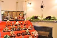 山手西洋館の雛飾り - 想い出