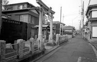 神社(その2) - そぞろ歩きの記憶
