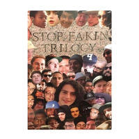 STOP FAKIN TRILOGY - DVD - Growth skateboard elements